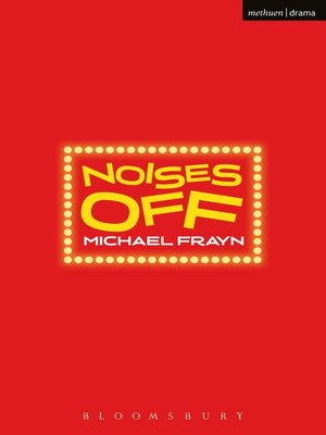cover image of Noises Off