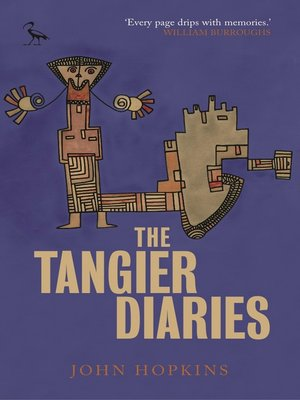 cover image of The Tangier Diaries