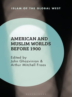 cover image of American and Muslim Worlds before 1900