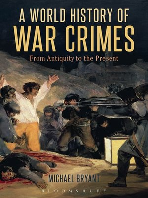 cover image of A World History of War Crimes