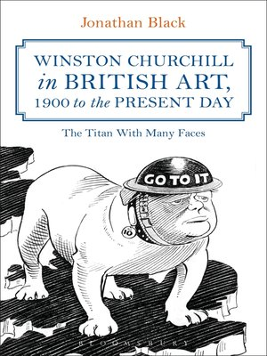 cover image of Winston Churchill in British Art, 1900 to the Present Day