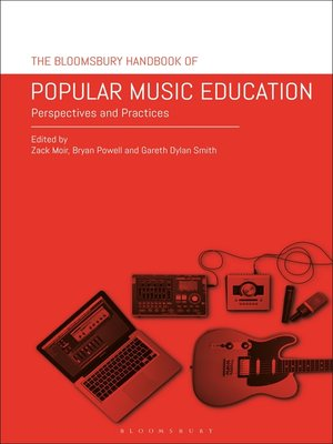 cover image of The Bloomsbury Handbook of Popular Music Education