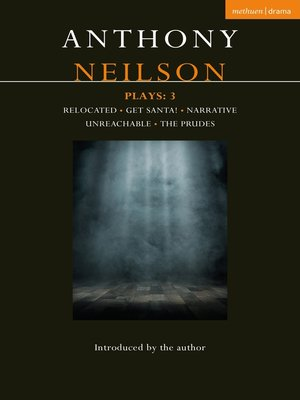 cover image of Anthony Neilson Plays, 3