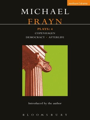 cover image of Frayn Plays, 4