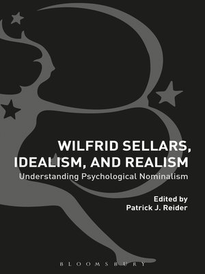 cover image of Wilfrid Sellars, Idealism, and Realism
