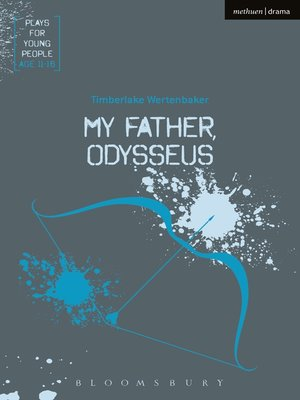 cover image of My Father, Odysseus