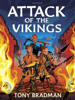 cover image of Attack of the Vikings