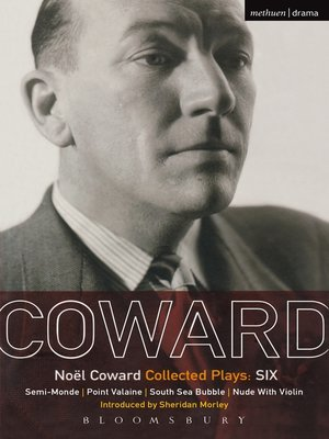 cover image of Coward Plays, 6