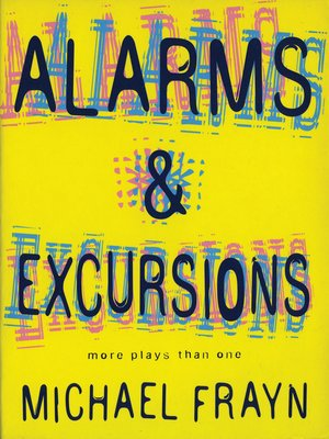 cover image of Alarms and Excursions