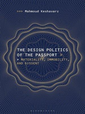 cover image of The Design Politics of the Passport