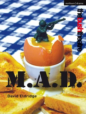 cover image of M.A.D.