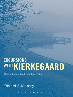 cover image of Excursions with Kierkegaard