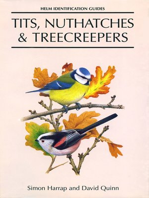 cover image of Tits, Nuthatches and Treecreepers