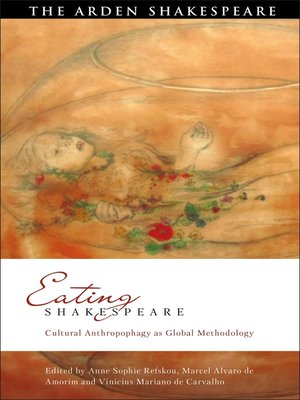 cover image of Eating Shakespeare