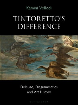 cover image of Tintoretto's Difference