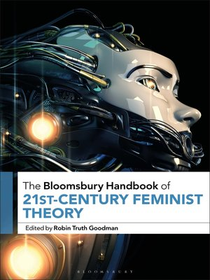 cover image of The Bloomsbury Handbook of 21st-Century Feminist Theory