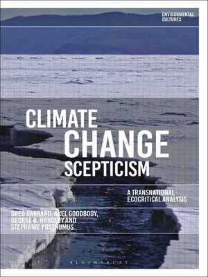 cover image of Climate Change Scepticism