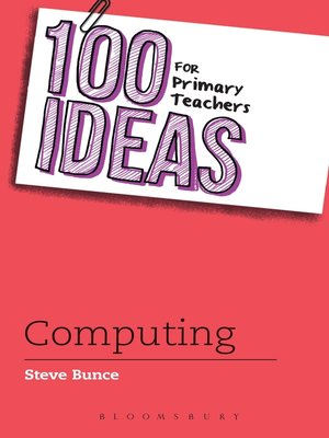cover image of 100 Ideas for Primary Teachers