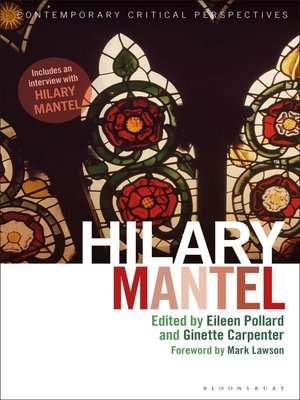 cover image of Hilary Mantel