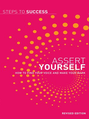 cover image of Assert Yourself