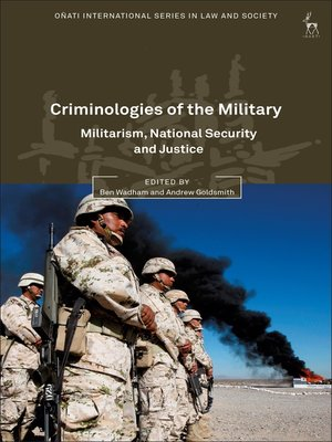 cover image of Criminologies of the Military