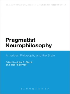 cover image of Pragmatist Neurophilosophy