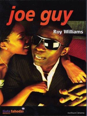 cover image of Joe Guy