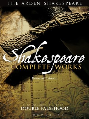 cover image of The Arden Shakespeare Complete Works