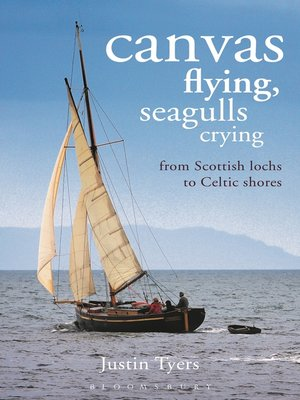 cover image of Canvas Flying, Seagulls Crying