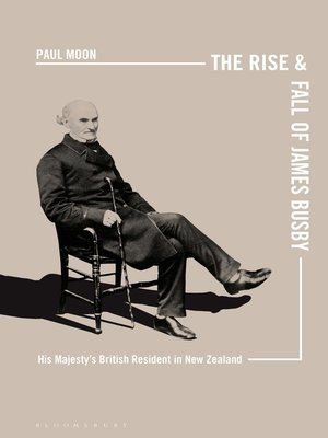 cover image of The Rise and Fall of James Busby