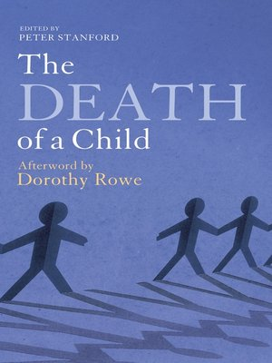 cover image of The Death of a Child