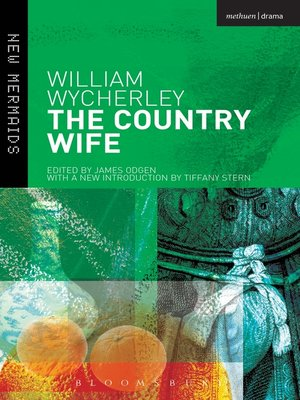 cover image of The Country Wife