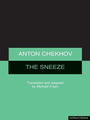 cover image of The Sneeze