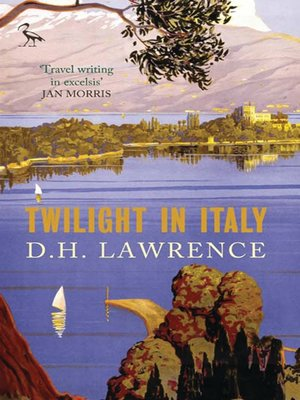 cover image of Twilight in Italy