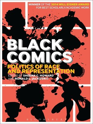 cover image of Black Comics