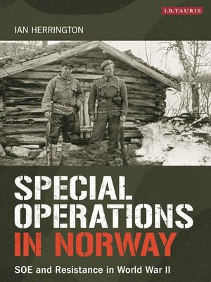 cover image of Special Operations in Norway