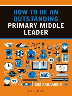 cover image of How to be an Outstanding Primary Middle Leader