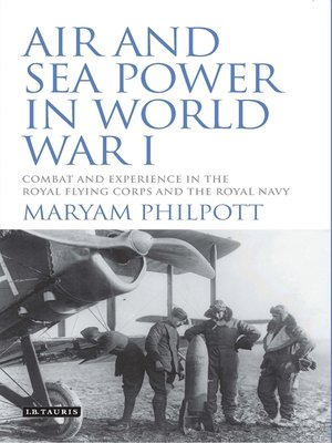cover image of Air and Sea Power in World War I
