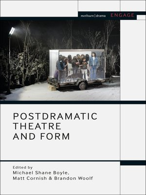 cover image of Postdramatic Theatre and Form
