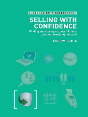 cover image of Selling with confidence