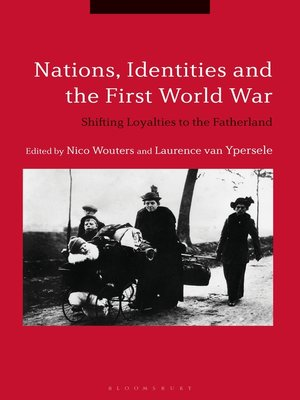cover image of Nations, Identities and the First World War