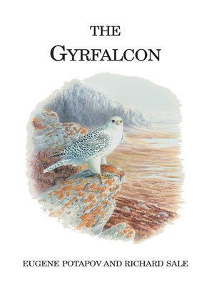 cover image of The Gyrfalcon