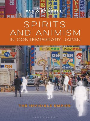 cover image of Spirits and Animism in Contemporary Japan