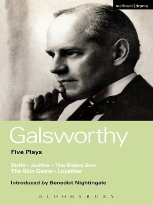cover image of Galsworthy Five Plays