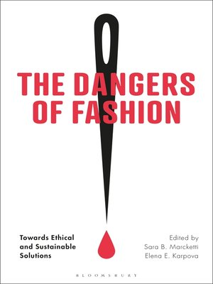 cover image of The Dangers of Fashion