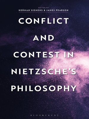 cover image of Conflict and Contest in Nietzsche's Philosophy