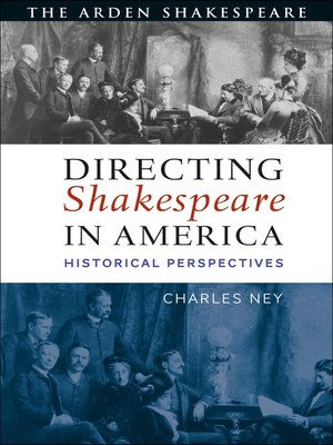 cover image of Directing Shakespeare in America