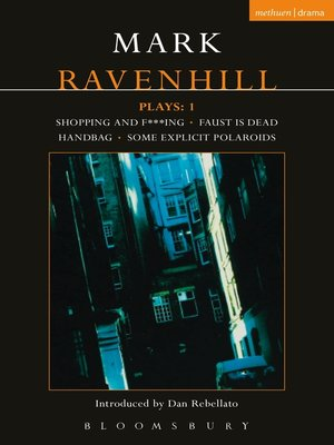 cover image of Ravenhill Plays, 1