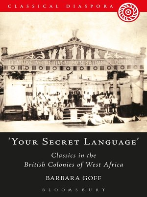 cover image of 'Your Secret Language'