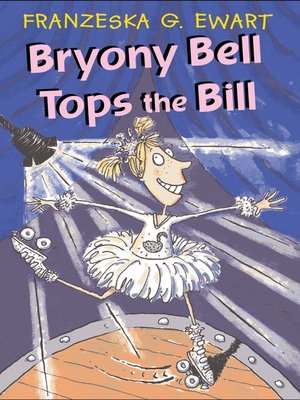 cover image of Bryony Bell Tops the Bill